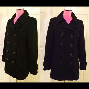 GAP wool pea coat
